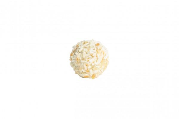 Trüffel-Praline Kokos